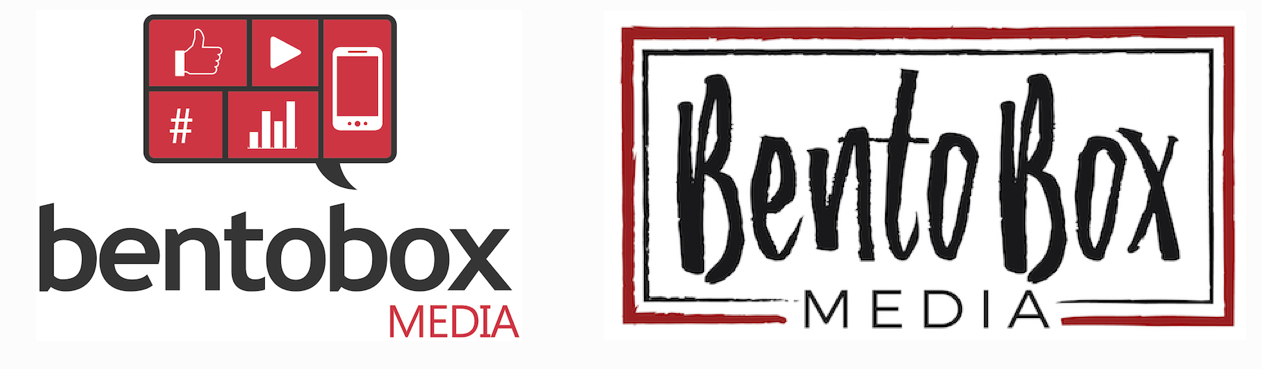 BentoBox Media Old and New Logos